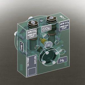 Gas Mixer Valves