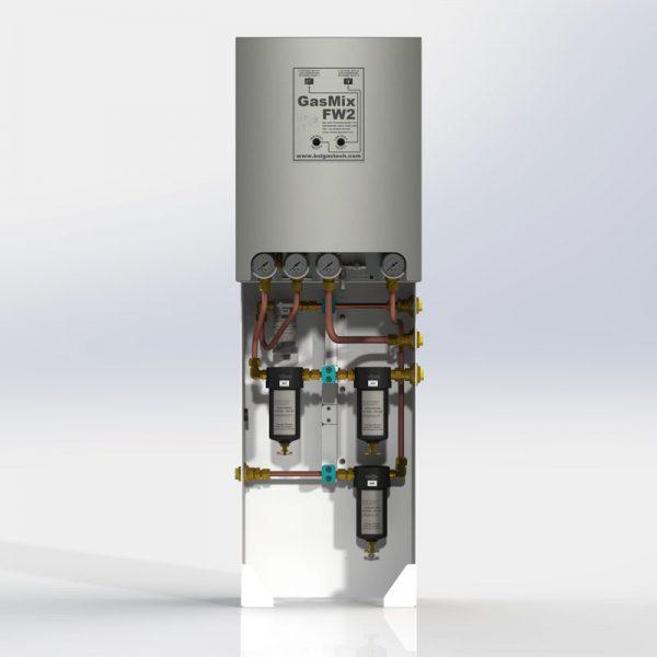 FW gas mix